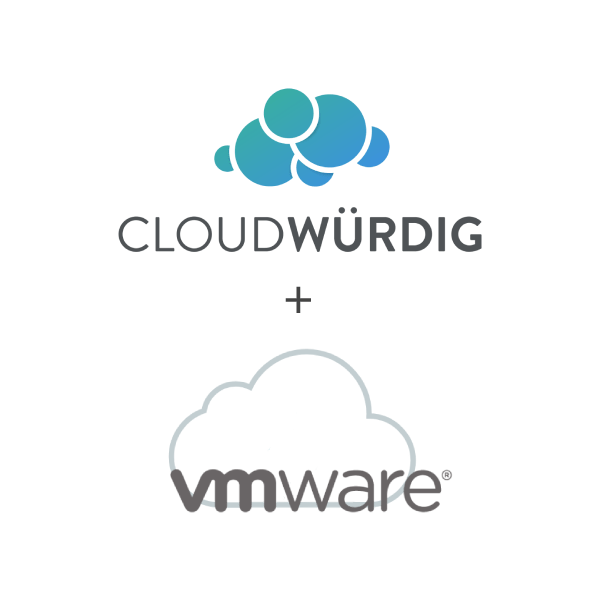 Cloudwürdig und VMware in der Cloud