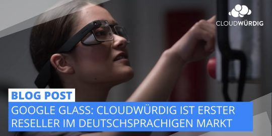 Google Glass Beitrag LinkedIn