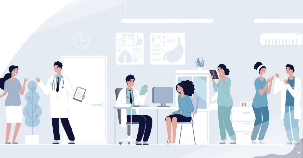 Public Cloud im Gesundheitswesen - ein Lagebericht