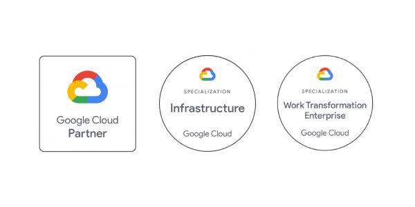 Cloudwürdig ist Google Cloud Premier Partner